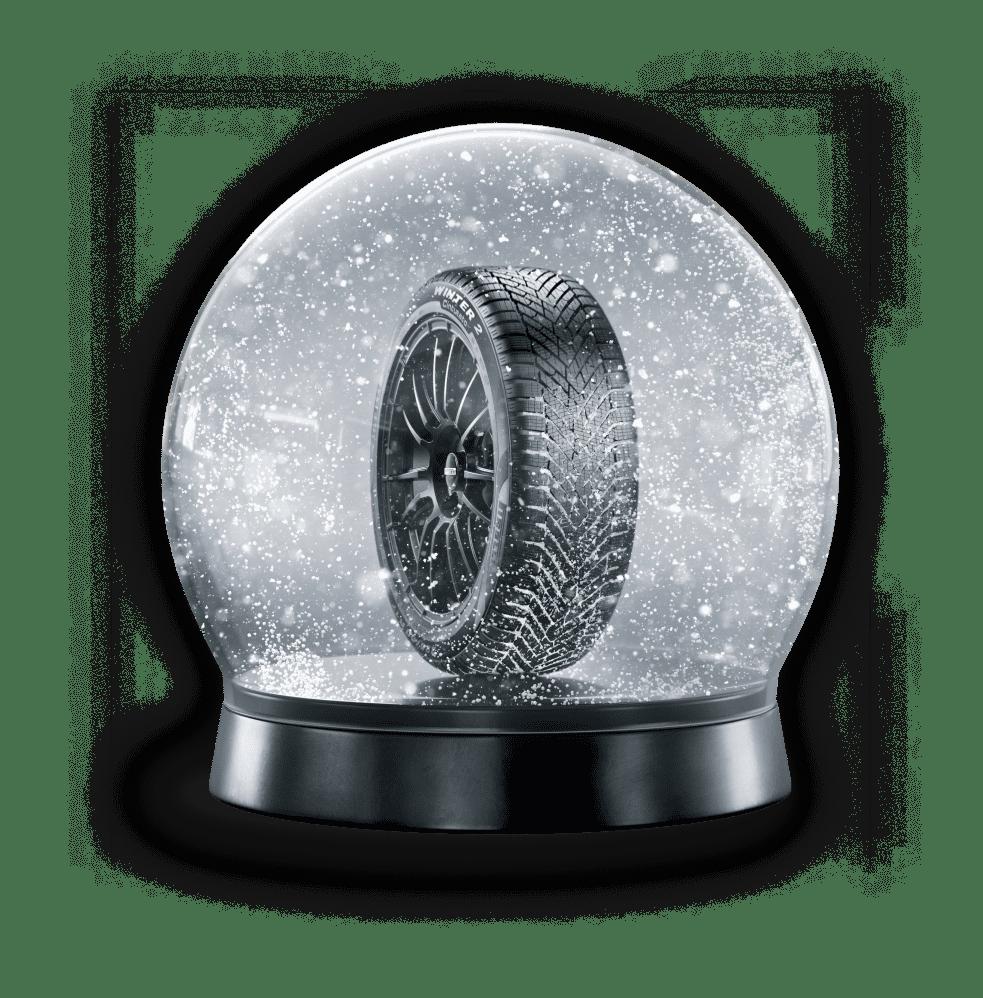 Der neue Cinturato<sup>™</sup> Winter 2.